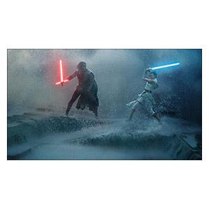 Хардпостер (на твёрдой основе) Star Wars. Размер: 35 х 20 см